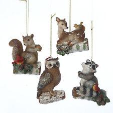 Wildlife Animals Ornaments