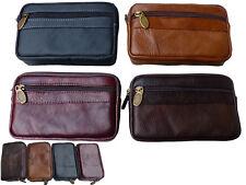 Gürteltasche Leder Tasche Handytasche Bauchtasche Hüfttasche