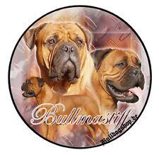 ADESIVI Motivo 2 Bullmastiff Bull Mastiff Molosser Auto Adesivo Sticker