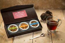 Siberian Chaga Mushroom Instant Tea Organic Wild Extract Blend Reishi Cordyceps