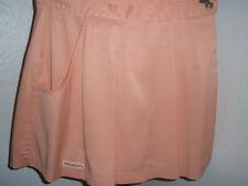 Peach Ellesse Pleated Tennis Skirt Sz 10