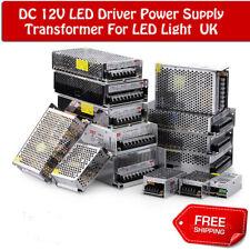 DC12V Top Quality LED Driver Power Supply Transformer LED Strip Light MR16, CCTV