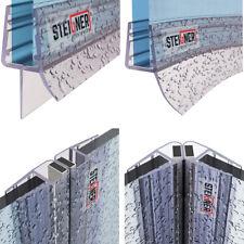 Wasserabweiser Duschdichtung gerade gebogen Ersatzdichtung Duschprofil Duschtür