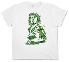 Fumare Bob i T-SHIRT-Jamaica Marley Cannabis Erba Hemp reggae Wailers marijuana