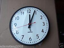 "AMERICAN TIME AN SIGNAL A55BHAA522 12"" FLUSH MOUNT 22 DIAL WALL CLOCK 110 VOLT"