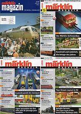MÄRKLIN Magazin-Anlagenbau-Modellbau-Technik-Gleisbau-Lokomotiven-Eisenbahn
