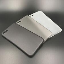 SLIM CASE CUSTODIA PER APPLE IPHONE 7 e 7 Plus custodia protettiva con protezione fotocamera