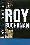 Roy Buchanan - Live From Austin Tx (DVD, 2008)