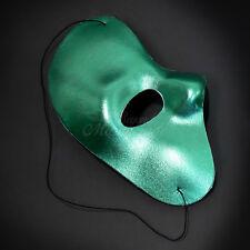 Phantom Paper Mache Venetian New Year Masquerade Eye Mask for Men J-6919