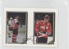 1987-88 O-Pee-Chee Album Stickers #232-98 Larry Murphy Dave Poulin Hockey Card