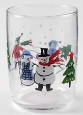 Pfaltzgraff SNOW VILLAGE 8 Oz Juice Glass 10137763