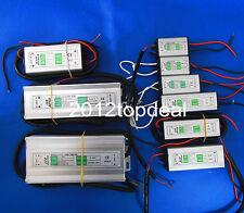 DC-DC 12V/24V Transformer Power Supply LED Driver IP67 Waterproof 10W-100W