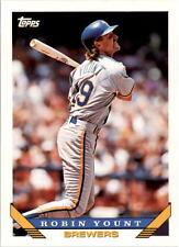 """1993 Topps Baseball """"1-250"""" Pick From List"""