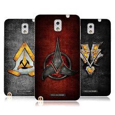 UFFICIALE Star Trek Klingon distintivi Soft Gel Custodia per Samsung Telefoni 2
