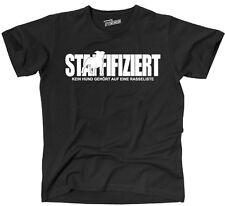 Tinfrali T-shirt staffifiziert razza elenco American Staffordshire cane siviwonder