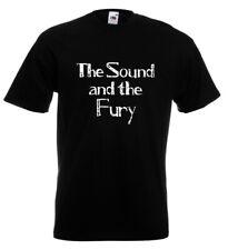 Ian Curtis The Sound And The Fury T Shirt Joy Division Peter Hook Bernard Sumner