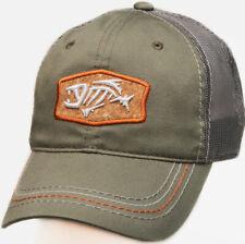 G. Loomis Cork Bill Adjustable Hat