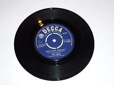"""TOM JONES - What's New Pussycat? - Rare original 1965 UK Decca label 2-track 7"""""""