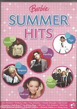 Barbie Summer Hits New DVD Region 4 Unsealed Guy Sebastian, Will Smith, Tiga