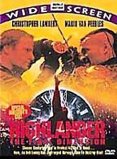 Highlander: Final Dimension DVD