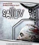 Saw IV (Blu-ray) NEW