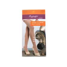 "Quality Sheer to Waist Pantyhose ""5 Packs"" Perfectfit Hosiery"