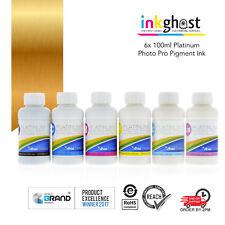 Rihac Pigment Ink fits Epson Cartridge 81N R290 R390 RX590 RX610 RX690 RX630 CIS