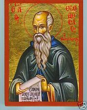 St. Theodosius Theodosios Ikone Icon Ikona Icone Theo Icoon Αγιος  Θεοδόσιος