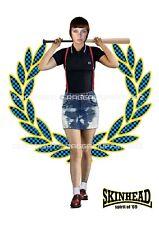 SKINHEAD BOVVER GIRL t-shirt. RETRO. SKA. MADNESS. THE SPECIALS. THE BEAT. RUDE.