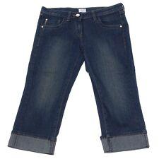 4137V pinocchietto jeans bimba ARMANI TEEN blu denim pant trouser girl