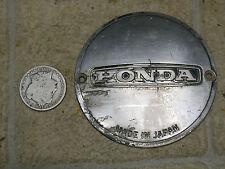 72-73 HONDA CB350F CB350 STATOR COVER TRIM EMBLEM