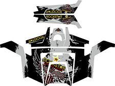 RACING DECALS GRAPHICS KIT 2011 POLARIS RANGER RZR900 900XP 900 rock star