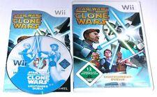"Nintendo Wii gioco ""STAR WARS CLONE WARS SPADE luce"