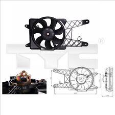 Moto-ventilateur FIAT Seicento (187) 01/98-12/05 1.1 1108cc mot M3 Ess 1100 MPI