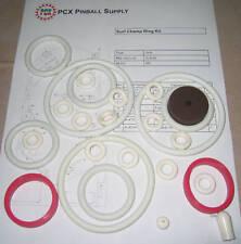 1976 Gottlieb Surf Champ Pinball Rubber Ring Kit