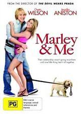 MARLEY & ME - BRAND NEW & SEALED DVD (JENNIFER ANISTON, OWEN WILSON)