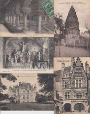 DORDOGNE (DEP.24) AQUITAINE 141 Cartes Postales 1900-1940