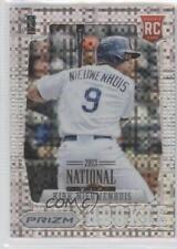 2012 Panini Prizm #200 Kirk Nieuwenhuis New York Mets Rookie Baseball Card