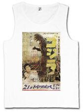 Godzilla vintage asia i Tank Top t-shirt-japón goijra Tokyo monstruo King Kong