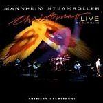 Christmas Live by Mannheim Steamroller (Nov-1997, American Gramaphone