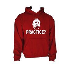 "Allen Iverson ""Practice"" Sweatshirt Hoodie (Youth Or Adult Sizes) Philadelphia"