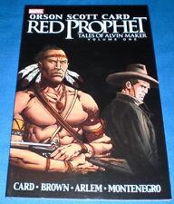 Rote Prophet: Geschichten von Alvin Maker Vol. 1 Trade Paperback