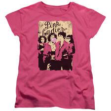 Grease Movie Pink Ladies Women's T-Shirt Tee