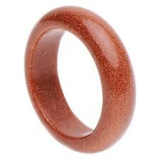 Ring aus Goldfluss, creme-braun glatt, mit Glitzern, Fingerring, Damen, schlicht