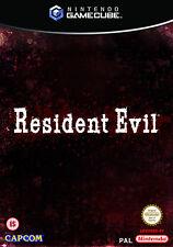 Nintendo Gamecube Spiel - Resident Evil 1 (mit OVP)(USK18) PAL