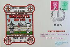 Primo giorno di emissione partite di football Manchester United-Vari