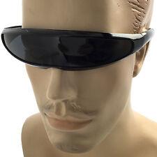 Space Robot Alien Party Costume Futuristic Wrap Cyclops Robot Sunglasses Robocop