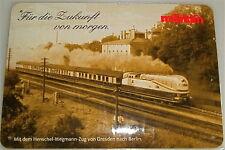 Henschel Wegmann Train Dresden Berlin FEUILLE AK MÄRKLIN µ