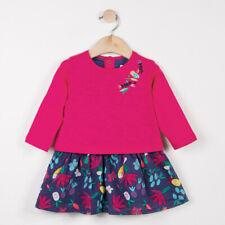 -60% !!! CATIMINI été 2018 robe layette fille neuf et étiqueté CL30163