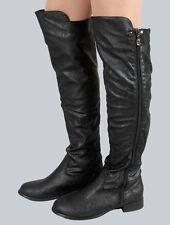 "Iron Fist Schuhe - Stiefel/Boots ""Barrio-Flat-Boot"", schwarz, Gr: 37 - 40"